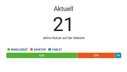 Wie viel Besucher braucht man um von einer Homepage leben zu können?