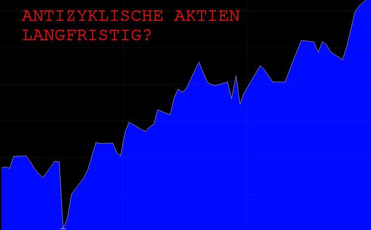 Was sind antizyklische Aktien und Unternehmen?