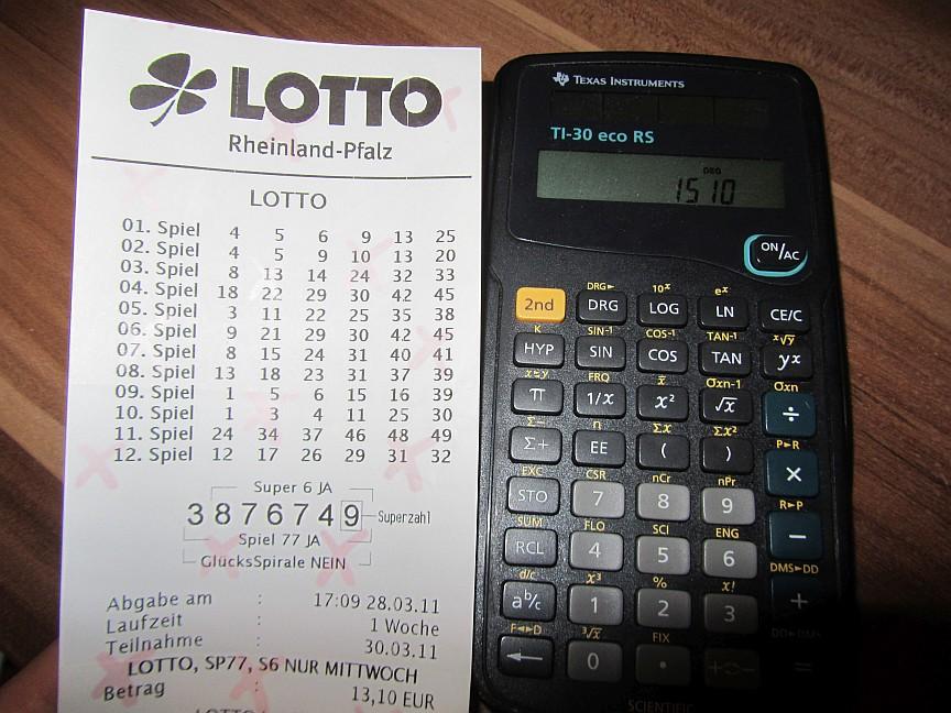 6er Im Lotto