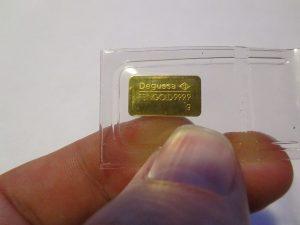 1-gramm-gold-barren-sind-fuer-einen-monatlichen-goldsparplan-aufgrund-ihrer-hohen-kosten-im-verhaetnis-zum-goldwert-ungeeignet