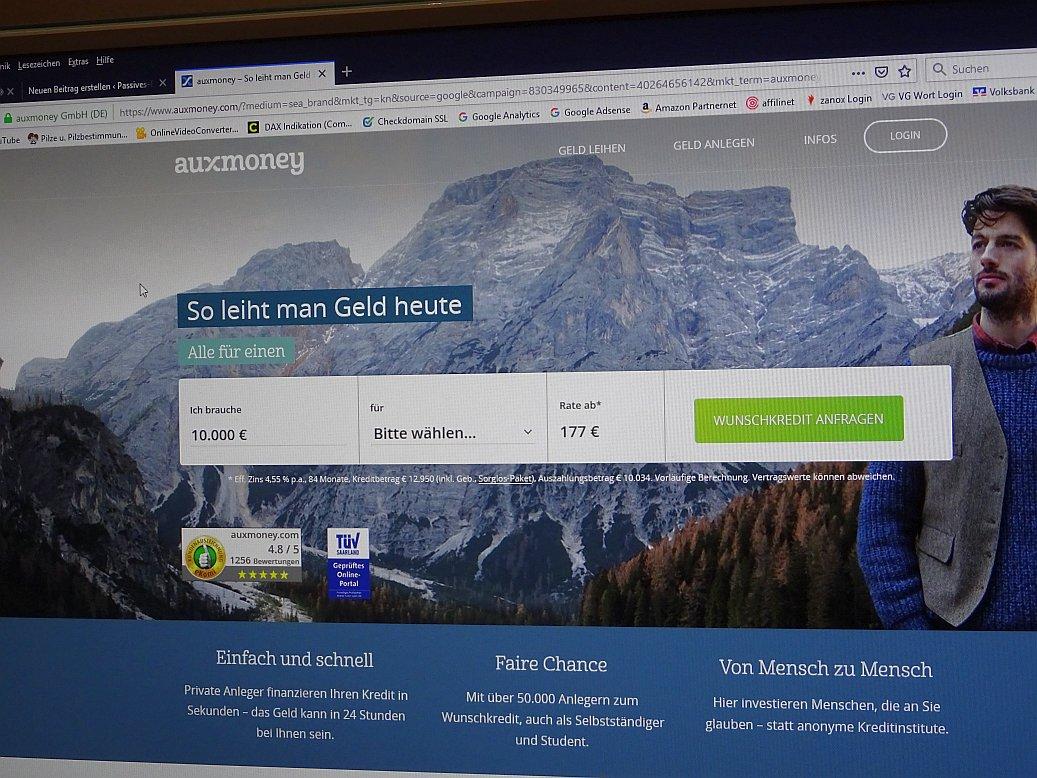 P2P Kredite von Mensch zu Mensch statt über eine Bank? - Die Vor- und Nachteile sowohl aus Sicht der Kreditnehmer als auch der Investoren